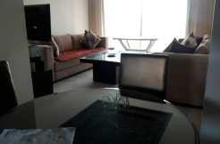 appartement meublé de luxe sur la route de casa