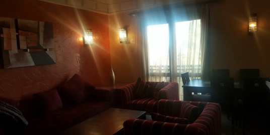 Bel appartement meublé sur Avenue Mohamed 6 marrakech
