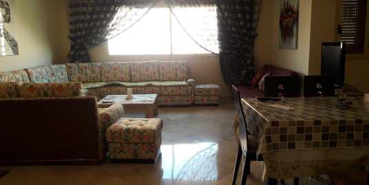 un appartement de 4 pièces sur la route de casa marrakech