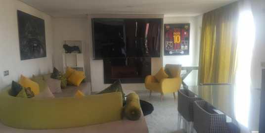 Splendide appartement meublé à guéliz