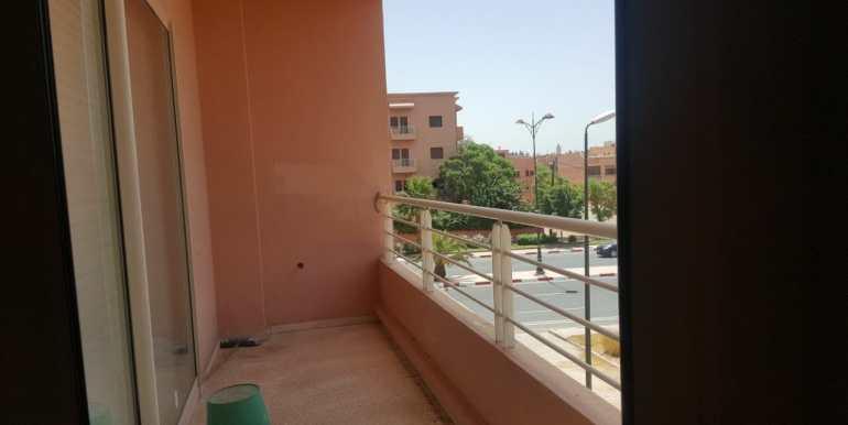 Location appartement sur la route de casa0030
