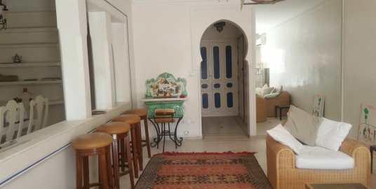 location Appartement meublé hivernage marrakech