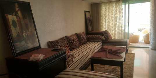 appartement à louer meublé à Marrakech l'hivernage