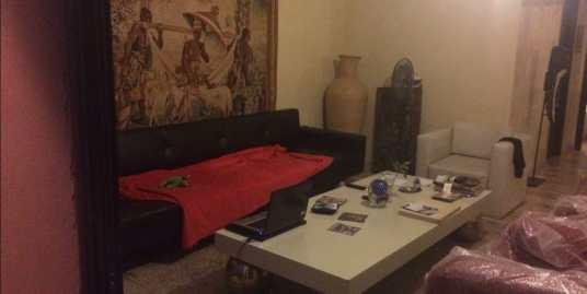 Appartement à louer vide à Marrakech guéliz
