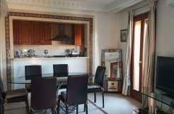 Appartement meublé pour la longue durée à guéliz