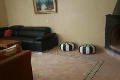 Villa en location meublée à targa marrakech
