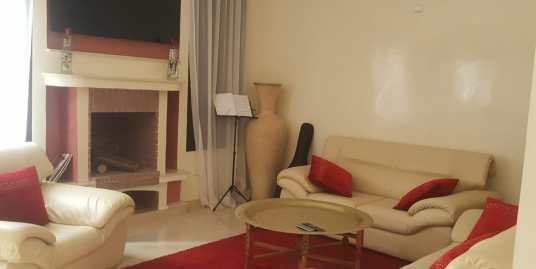 Jolie villa à louer meublée à targa marrakech