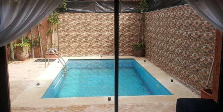 Villa à louer vide à targa marrakech (3)