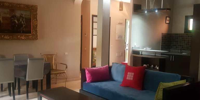 Vente appartement avec piscine privative à la palmeraie marrakech (11)