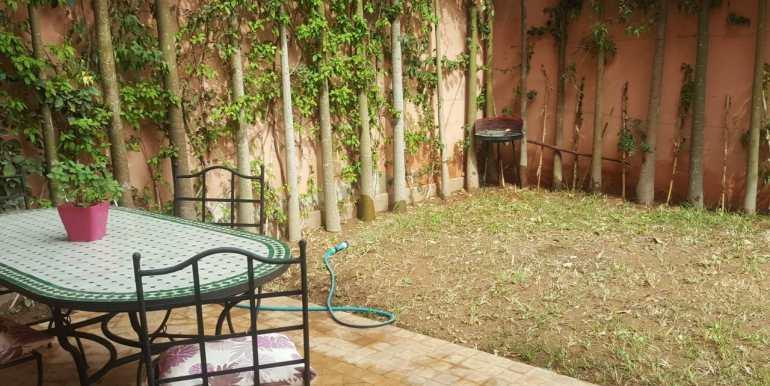Villa à louer meublée à targa marrakech (10)