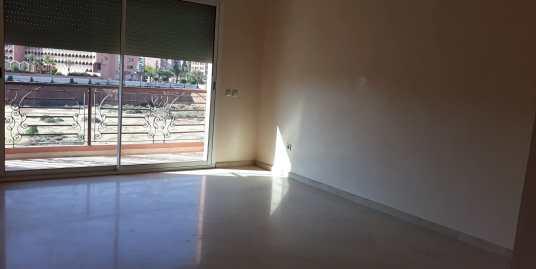 appartement à louer vide pour longue durée à l'hivernage
