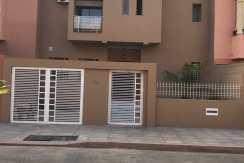 Villa moderne à louer vide sur la route de casa marrakech