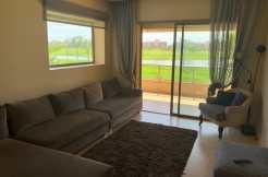 appartement meublé trois chambres avenue mohamed VI marrakech