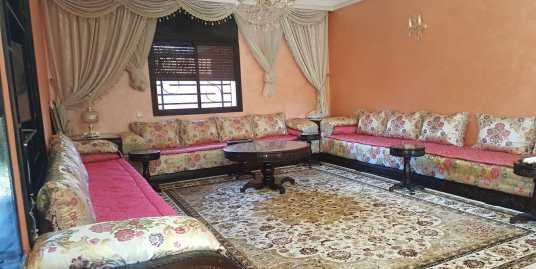 Vente villa dans une résidence sur la route de casa