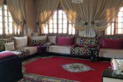 Villa à riad salam route de casa marrakech