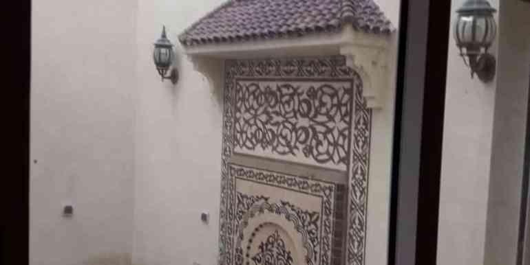 villa à louer vide route ourika marrakech