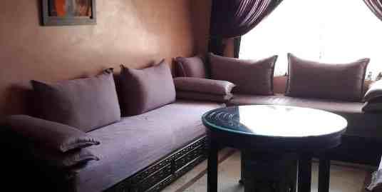 bel appartement meublé à guéliz marrakech