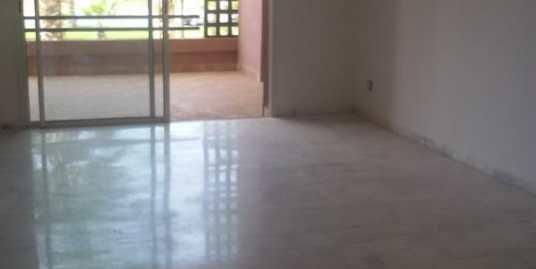 Appartement de 135 M2 Av Mohammed 6