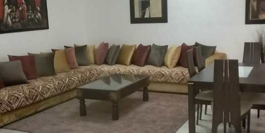 Appartement meublé pour longue durée Hivernage