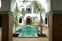 Riad à kasbah de 250m² en médina marrakech
