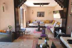 Belle villa meublée route d'ourika Marrakech