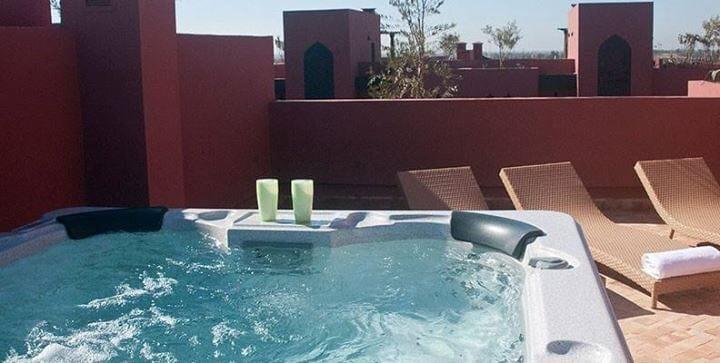 appartement meublé route de casa vers le stade de marrakech (12)
