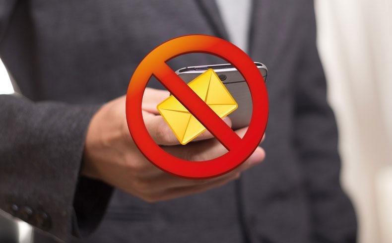 Reklam SMSleri Nasıl Engellenir?