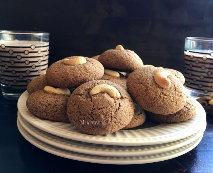 Finger Millet Cookies