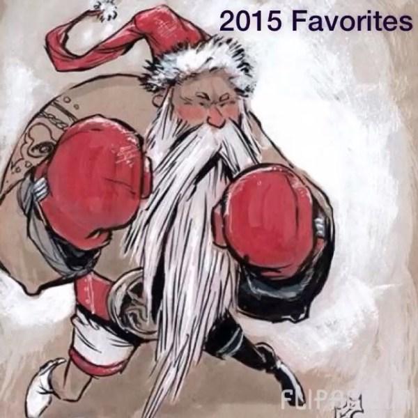 My 2015 Favorites.