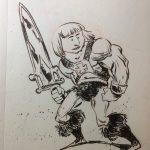 He-man character design