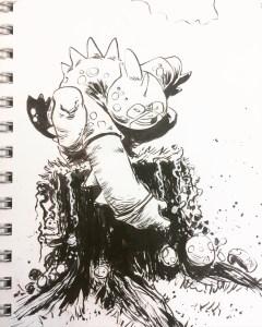 Dino-Mite.