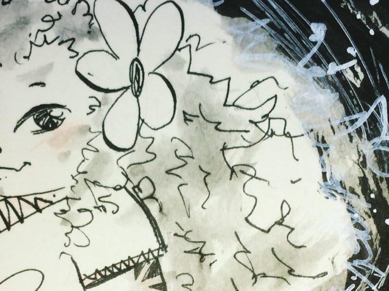 On Scribbling: Artist Kindling Letter From MrJayMyers