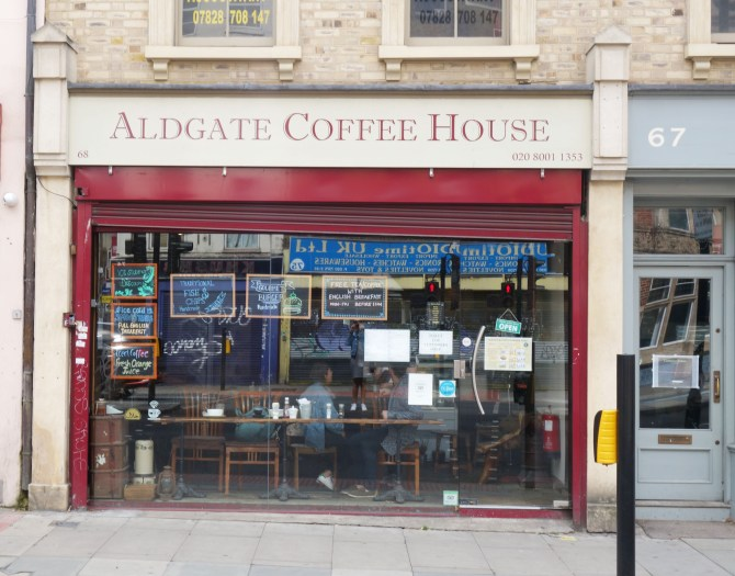 Aldgate Coffee House