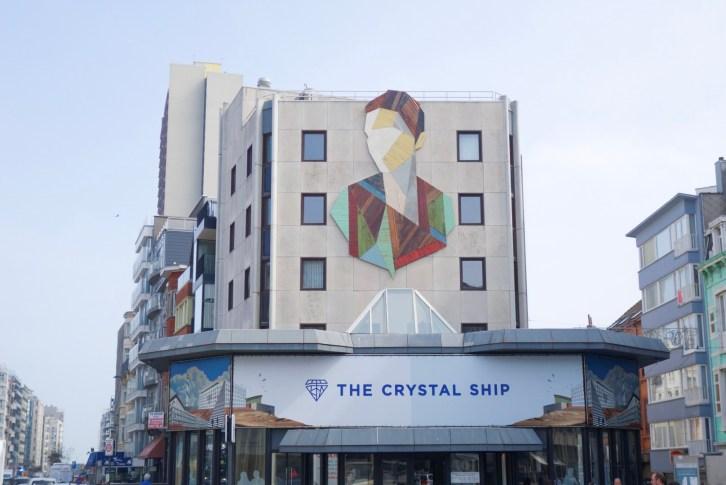The Crystal Ship Oostende MRJLN