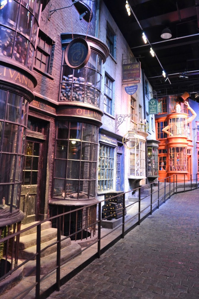 Harry Potter studio tour London MRJLN Simply say Marjolein