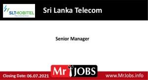 Sri Lanka Telecom Vacancies