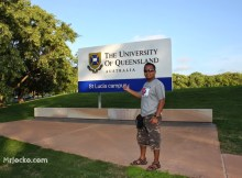 University of Queensland Australia 01
