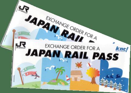 Harga Tiket Japan Rail Pass Untuk 7 Hari Atau Seminggu
