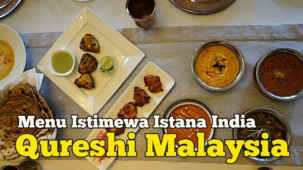 Restoran Qureshi Malaysia Ramadhan Sunset Buffet Food Review