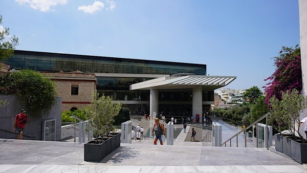 Acropolis Museum Athens Tickets Tours And Activities
