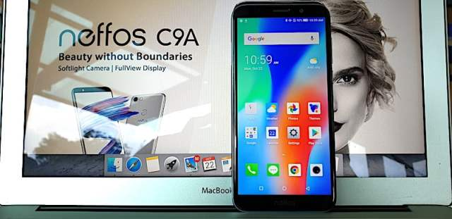 Look And Feel Neffos C9A Review