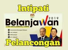 Intipati Belanjawan 2018 Malaysia Pelancongan