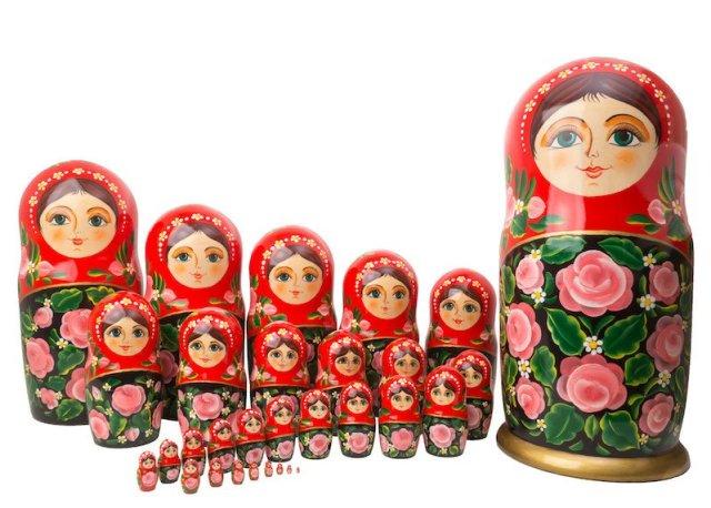 kebudayaan russia