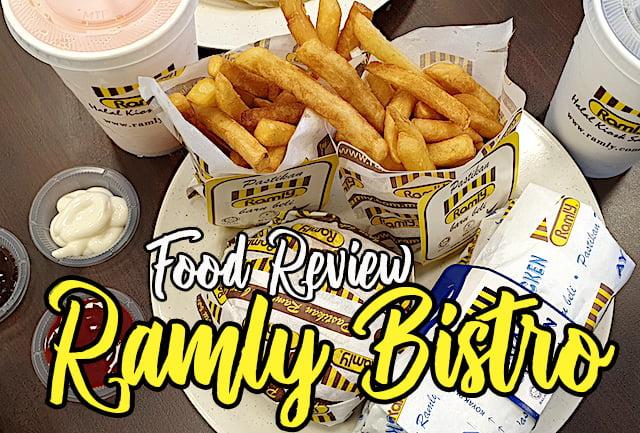 Food Review Ramly Bistro Batu Muda Kuala Lumpur