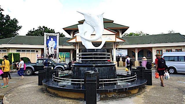 Jeti Pak Bara Satun Thailand 01
