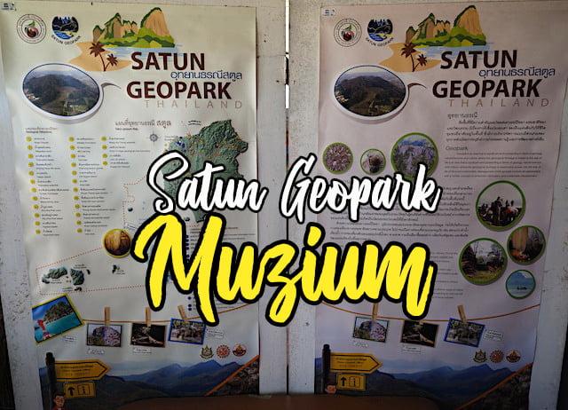 Muzium Satun Geopark