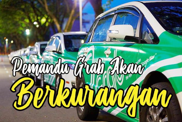 Pemandu Grab Malaysia Akan Berkurangan Selepas 12 Julai 2019 01 copy