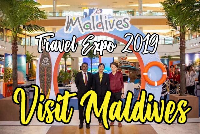 Visit Maldives Travel Expo 2019 Di Malaysia copy