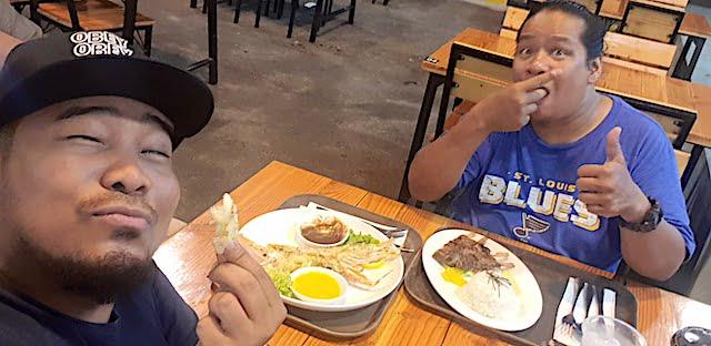 Food Review Kings Lobster Mainroad Ampang 02
