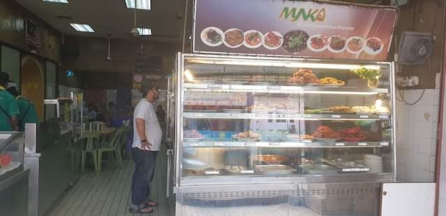 Nasi Kandar Yaseem Chow Kit Kuala Lumpur 01